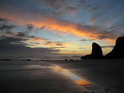 Photograph - Bandon Beach Beauty by Suzy Piatt