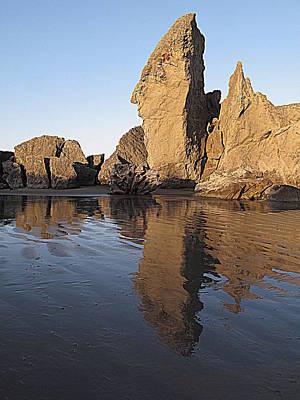 Photograph - Bandon Rocks by Suzy Piatt