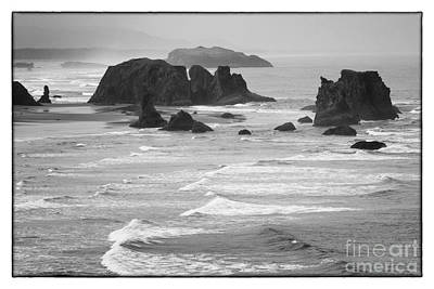 Photograph - Bandon Sea Stacks by Kati Tomlinson
