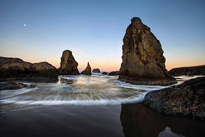 Photograph - Bandon Tides by Pamela Winders