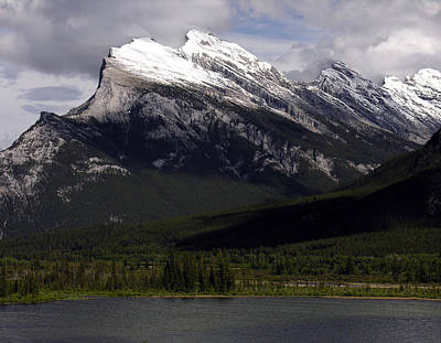 Photograph - Banff Alberta by Robert Lozen