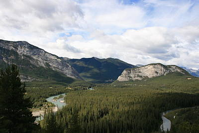 Photograph - Banff by Betty-Anne McDonald