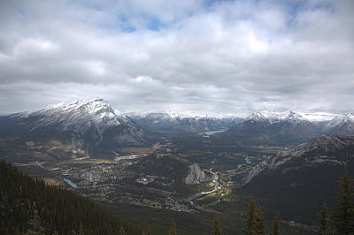 Photograph - Banff by Kim Aston