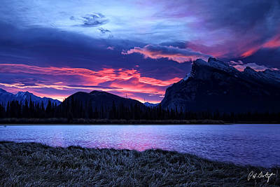 Banff Sunrise  Original