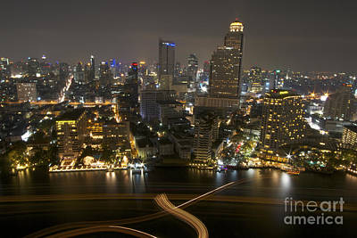 Photograph - Bangkok All Profits Go To Hospice Of The Calumet Area by Joanne Markiewicz