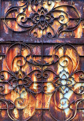 Photograph - Bangkok Gate by Ramona Johnston