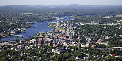 Photograph - Bangor, Maine by Dave Cleaveland