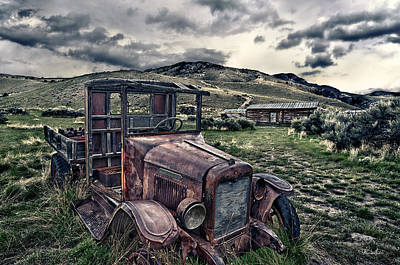 Photograph - Bannack International  by Renee Sullivan