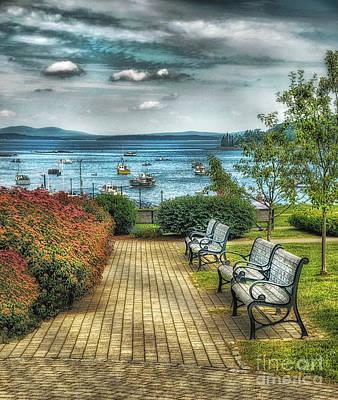 Bar Harbor Original by Arnie Goldstein