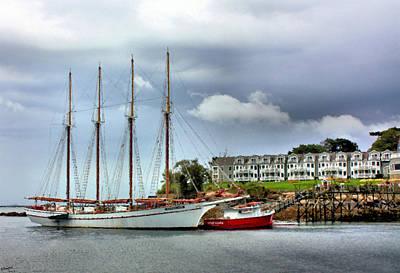 Photograph - Bar Harbor by Kristin Elmquist