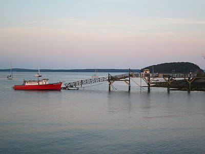 Photograph - Bar Harbor by Melissa Partridge
