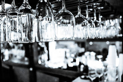 Photograph - Bar Scene 2 by Ben Graham