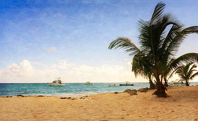 Photograph - Barbados Beach by Garvin Hunter