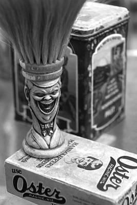 Barber Sundry Print by Martin Cline