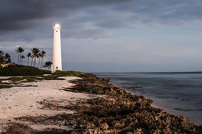 Photograph - Barbers Point Lighthouse by Jason Bartimus