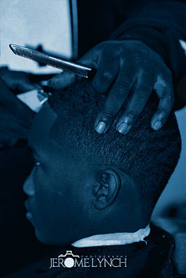 Photograph - Barbershop  Art by Jerome Lynch