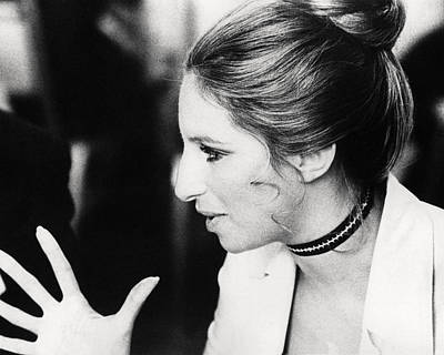 Doc Photograph - Barbra Streisand In What's Up, Doc?  by Silver Screen