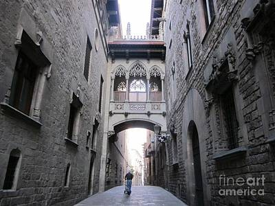 Photograph - Barcelona 1 by Nina Donner