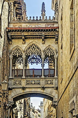 Photograph - Barcelona by Maria Coulson