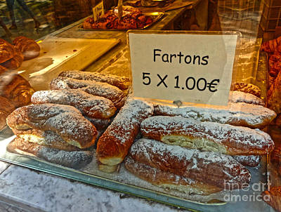Photograph - Barcelona Spain - Fartons by Gregory Dyer