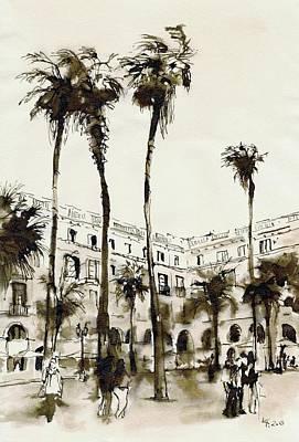 Barcelona_1 Original by Karina Plachetka