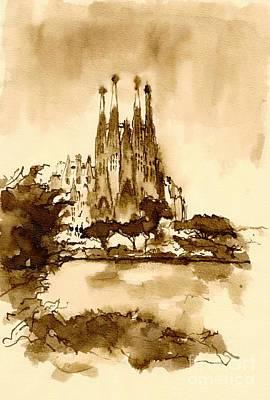 Barcelona_3 Original by Karina Plachetka