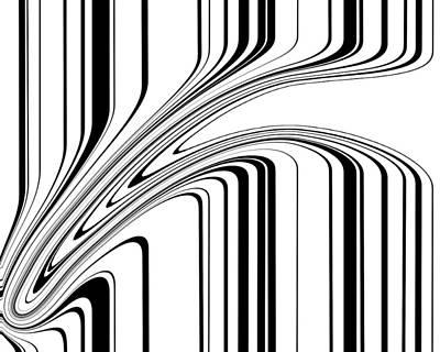 Barcode II  C2014 Art Print