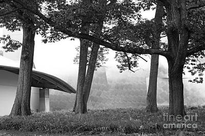 Annandale-on-hudson Photograph - Bard College Fisher Center by University Icons