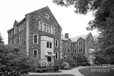 Annandale-on-hudson Photograph - Bard College Warden's Hall by University Icons