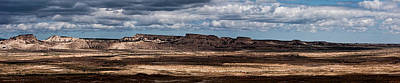 Photograph - Bardenas Desert Panorama 2 by Weston Westmoreland