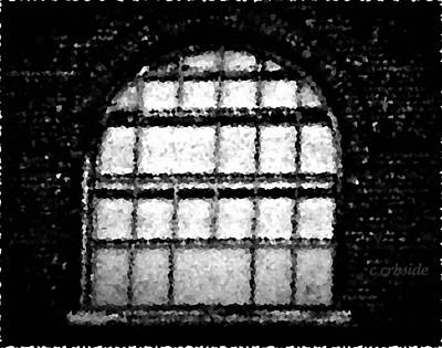 Manipulation Photograph - Impression Of A Window by Chris Berry