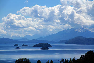 Bariloche Argentina Art Print by Jim McCullaugh