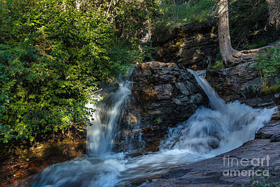 Photograph - Baring Falls by Robert Bales