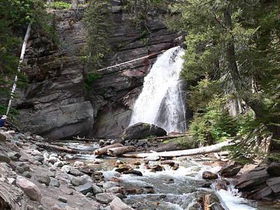 Waterfall Photograph - Baring Falls by Sheila Savage