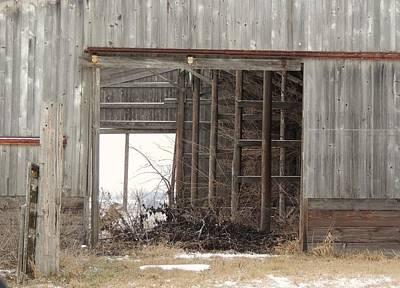 Photograph - Barn # 37 by Todd Sherlock