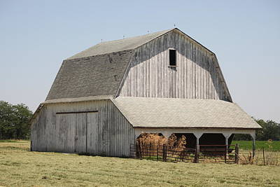 Photograph - Barn 0082 by Kathy Cornett