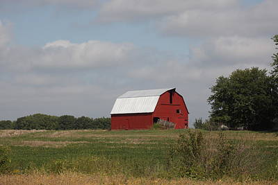 Photograph - Barn 0588 by Kathy Cornett
