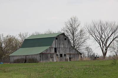 Photograph - Barn 0923 by Kathy Cornett