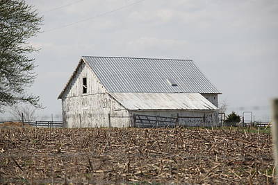 Photograph - Barn 0932 by Kathy Cornett