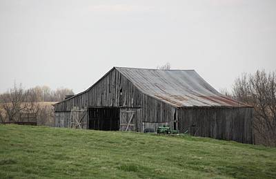 Photograph - Barn 0973 by Kathy Cornett