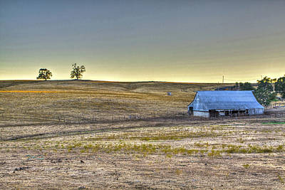 Photograph - Barn 2 Latrobe Road by SC Heffner