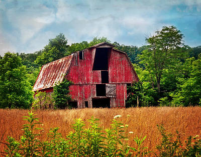 Photograph - Barn 23 by Marty Koch