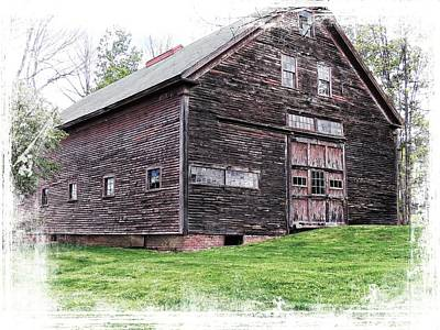 Photograph - Barn 4 by Marcia Lee Jones