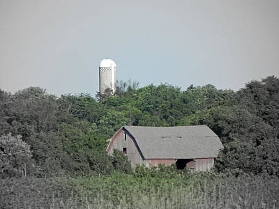 Photograph - Barn by Cheryl McKeeth