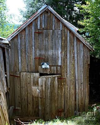 Photograph - Barn Doors by Patrick Witz