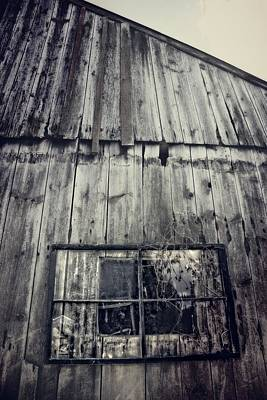Photograph - Barn Framed by Emily Stauring