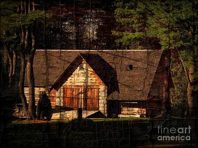 Photograph - Barn No. 6 by Marcia Lee Jones