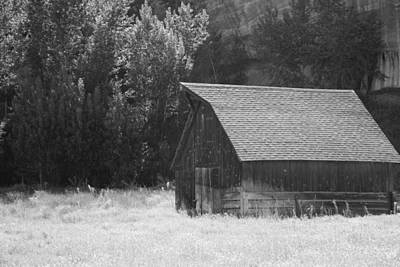Photograph - Barn Out West by Natalie Rotman Cote