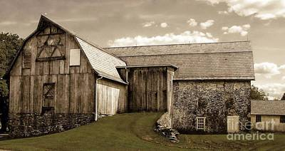 Photograph - Barn Series 1 by Marcia Lee Jones