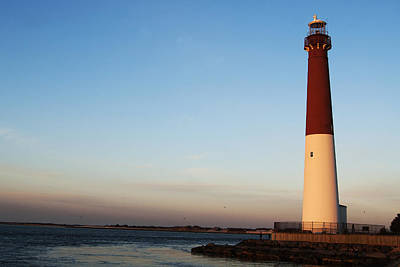 Photograph - Barnegat Lighthouse by Elsa Marie Santoro
